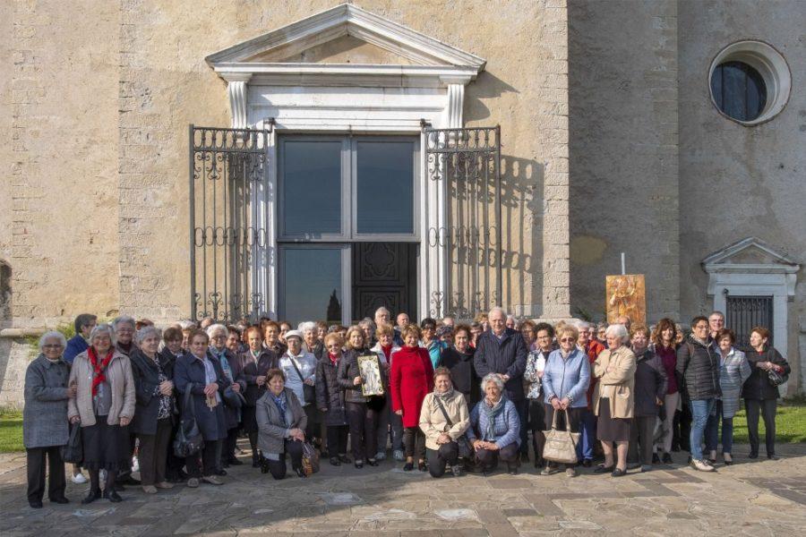 7 maggio 2019 – Pellegrinaggio al santuario Madonna della Stella