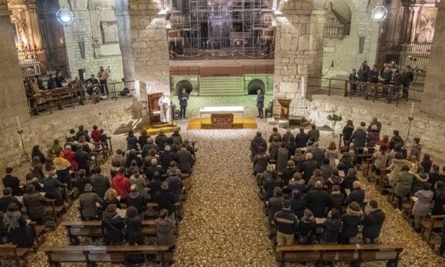 7 DICEMBRE 2019 – VEGLIA DIOCESANA IN DUOMO VECCHIO