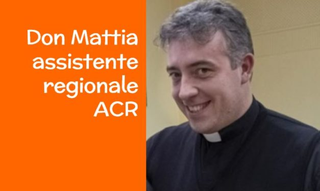 Don Mattia nominato assistente regionale