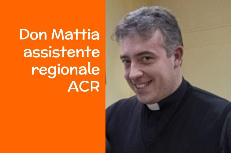 Don Mattia nominato assistente regionale