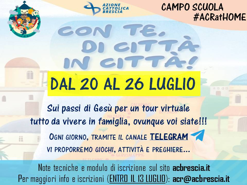 Camposcuola ACR 2020