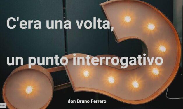 Ritiro diffuso – Adulti 2 – Racconto di don Bruno Ferrero e riflessione su umiltà e umiliazione
