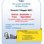 Dietrich Bonhöeffer e Franz Jägerstätter – Un grande teologo e un umile contadino martiri del nazismo