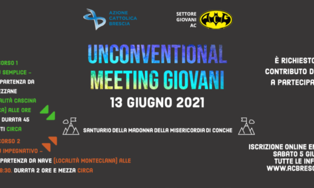 Meeting Giovani 2021