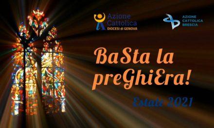 Estate 2021 – BaSta la preGhiEra!