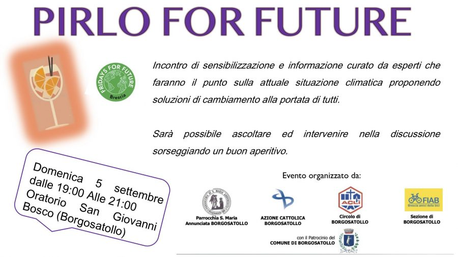 PIRLO FOR FUTURE