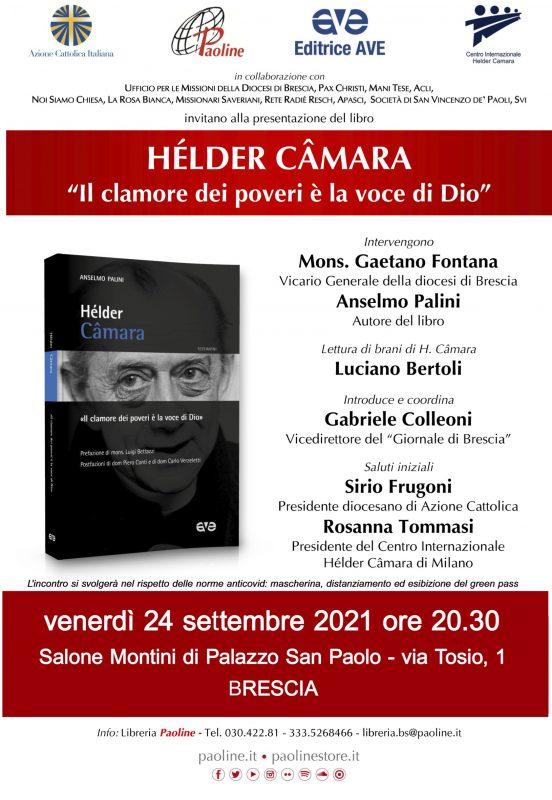 """Hélder Câmara """"Il clamore dei poveri è la voce di Dio"""""""