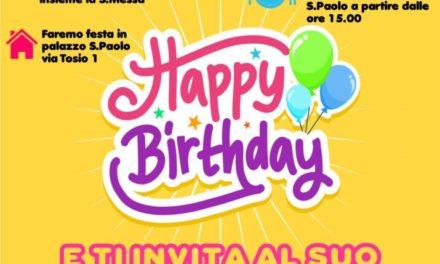 14 SETTEMBRE: HAPPY BIRTHDAY ACR!