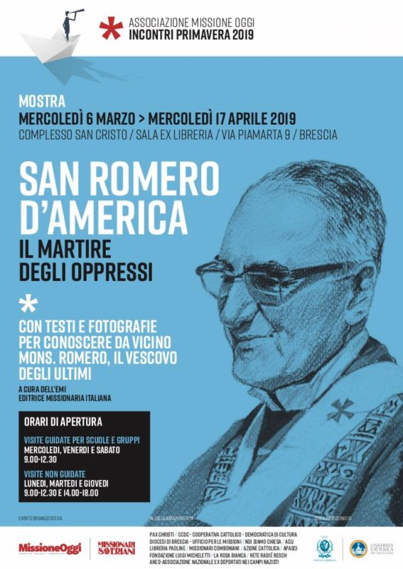 SAN ROMERO D'AMERICA
