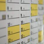 Calendario attività 2019-2020