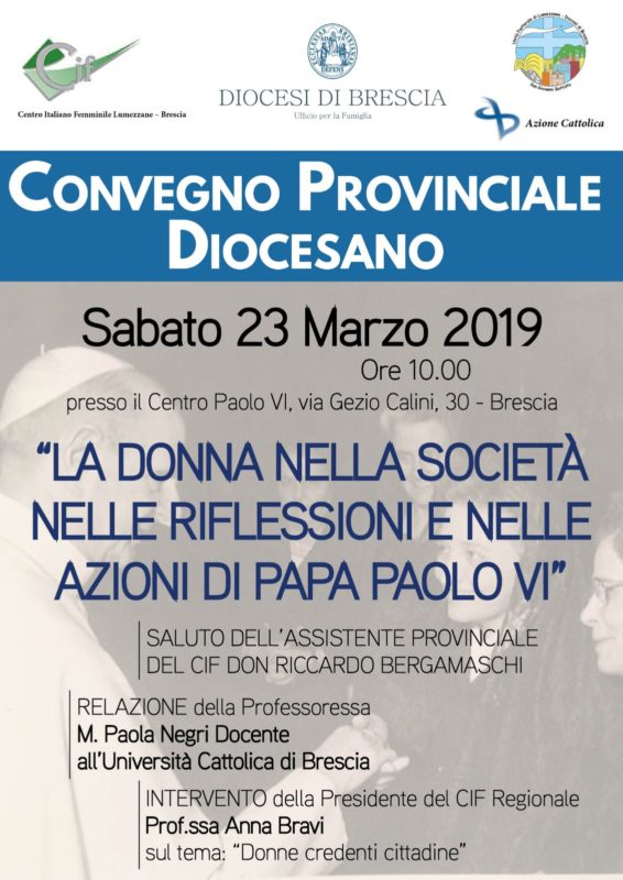 Convegno Provinciale Diocesano