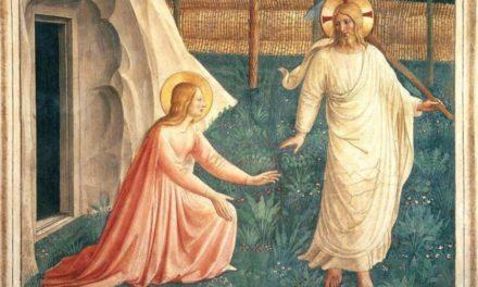 Pasqua: la fede che ci fa amare il presente