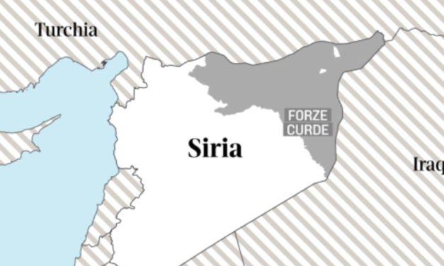Siria, gli interessi in gioco