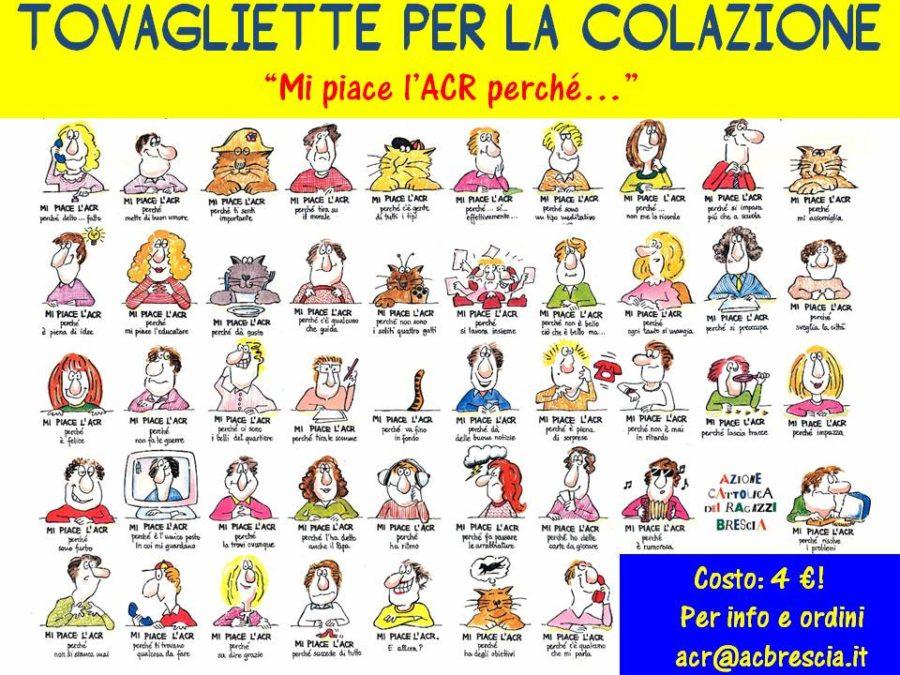 Tovagliette ACR